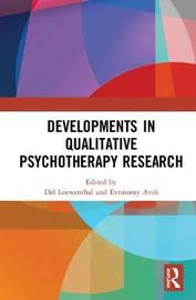 Developments in Qualitative Psychotherapy Research image