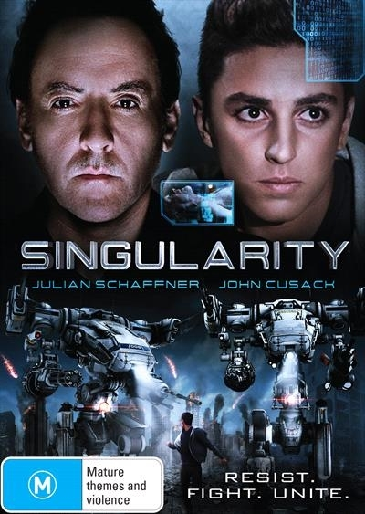 Singularity on DVD