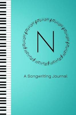 N A Songwriting Journal by Harmony Publishing image