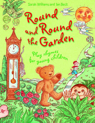 Round and Round the Garden: Play Rhymes for Young Children by Sarah Williams image