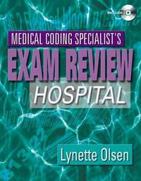 Medical Coding for Hospital: Exam Review by OLSEN image