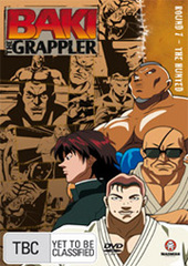 Baki The Grappler - Round 7: The Hunted on DVD
