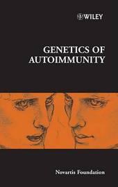 The Genetics of Autoimmunity by Novartis Foundation image