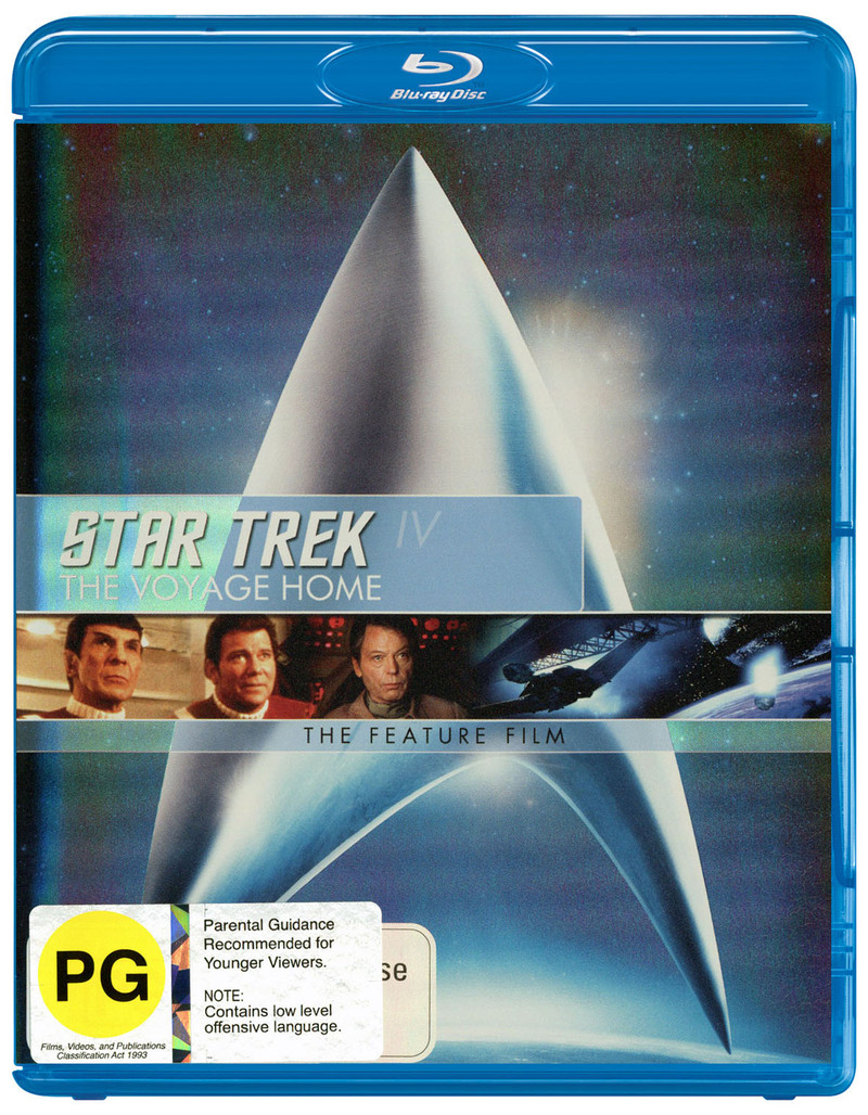 Star Trek IV: The Voyage Home - The Feature Film on Blu-ray image