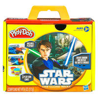 Play-Doh - Star Wars The Clone Wars Playset