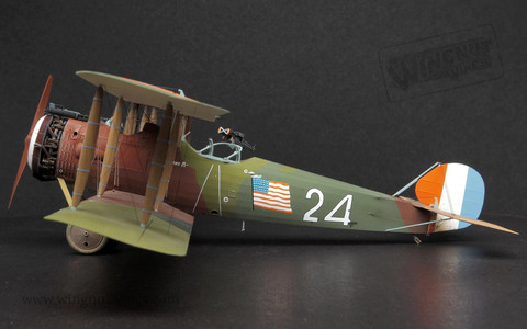 Wingnut Wings 1 32 Salmson 2 A2 Quot Usas Quot Model Kit At