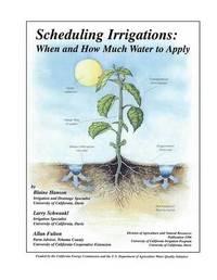 Scheduling Irrigations by Blaine Hanson