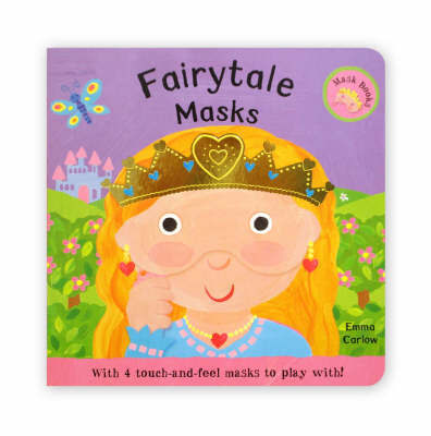 Mask Books: Fairytale Masks image