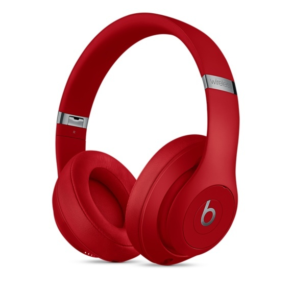 Beats: Studio3 Wireless Overear Headphones - Red