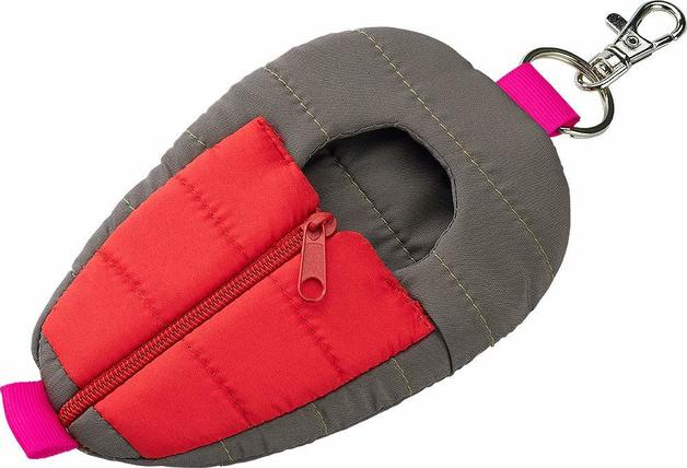 Nendoroid Pouch - Sleeping Bag (Grey/Red)
