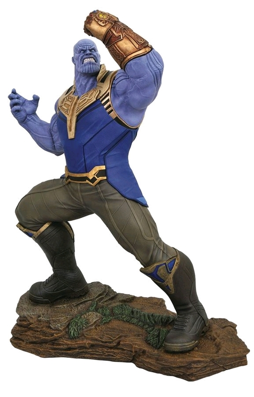 "Marvel Milestones: Thanos - 20"" Collectors Statue"
