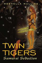 Twin Tigers I by Meshella Mullins image