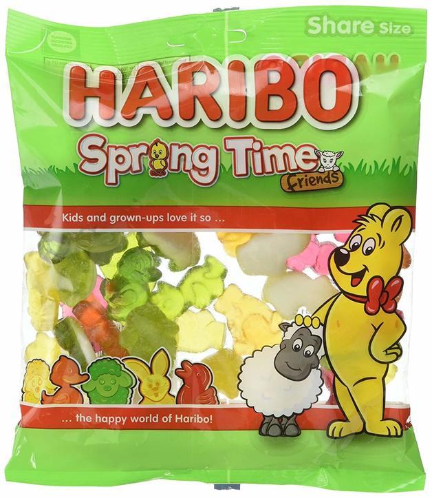 Haribo Spring Time Friends (180g) 12pk
