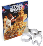 The Star Wars Cookbook: Wookiee Pies, Clone Scones, and Other Galactic Goodies by Robin Davis