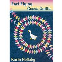 Fast Flying Geese Quilts by K. Hellaby image