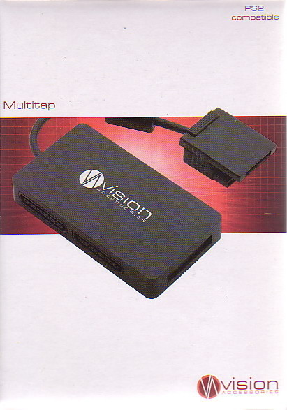 Vision PS2 Multitap for PlayStation 2