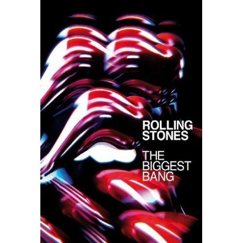 Rolling Stones - The Biggest Bang on DVD