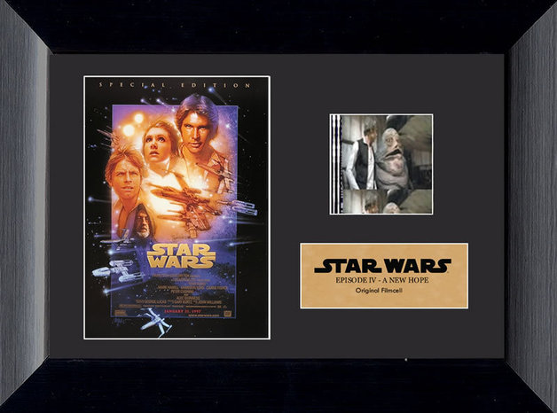 FilmCells: Mini-Cell Frame - Star Wars (A New Hope)