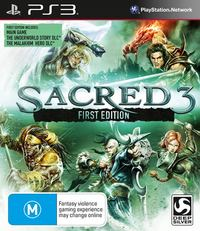Sacred 3 First Edition for PS3