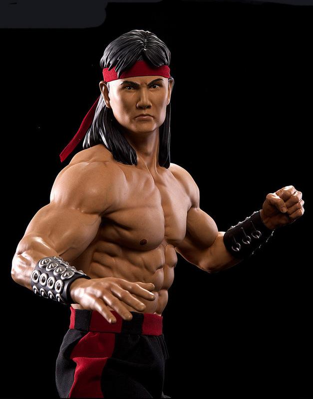 Mortal Kombat Klassic Liu Kang 1/4 Scale Statue