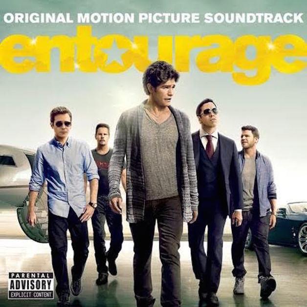 Entourage - Original Motion Picture Soundtrack by Various Artists