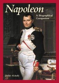 Napoleon by David Nicholls image