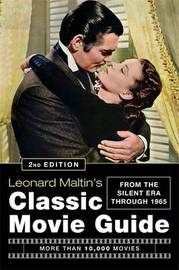 Leonard Maltin's Classic Movie Guide (2nd Edition) by Leonard Maltin image