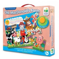 My First Sing Along Puzzle - Old MacDonald's Farm