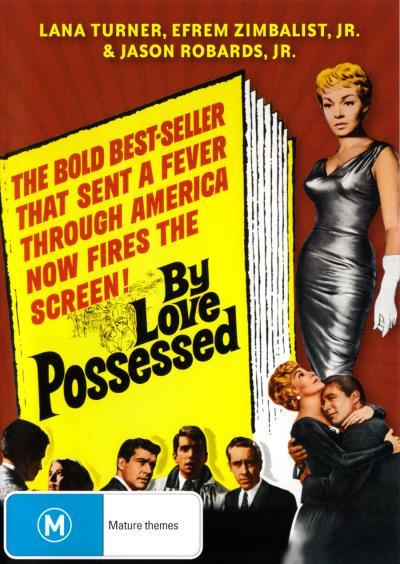 By Love Possessed on DVD