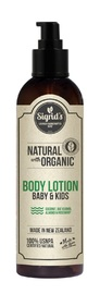 Sigrid's Natural Baby & Kids Body Lotion - Coconut, Aloe Vera Almond & Rosemary (250ml)