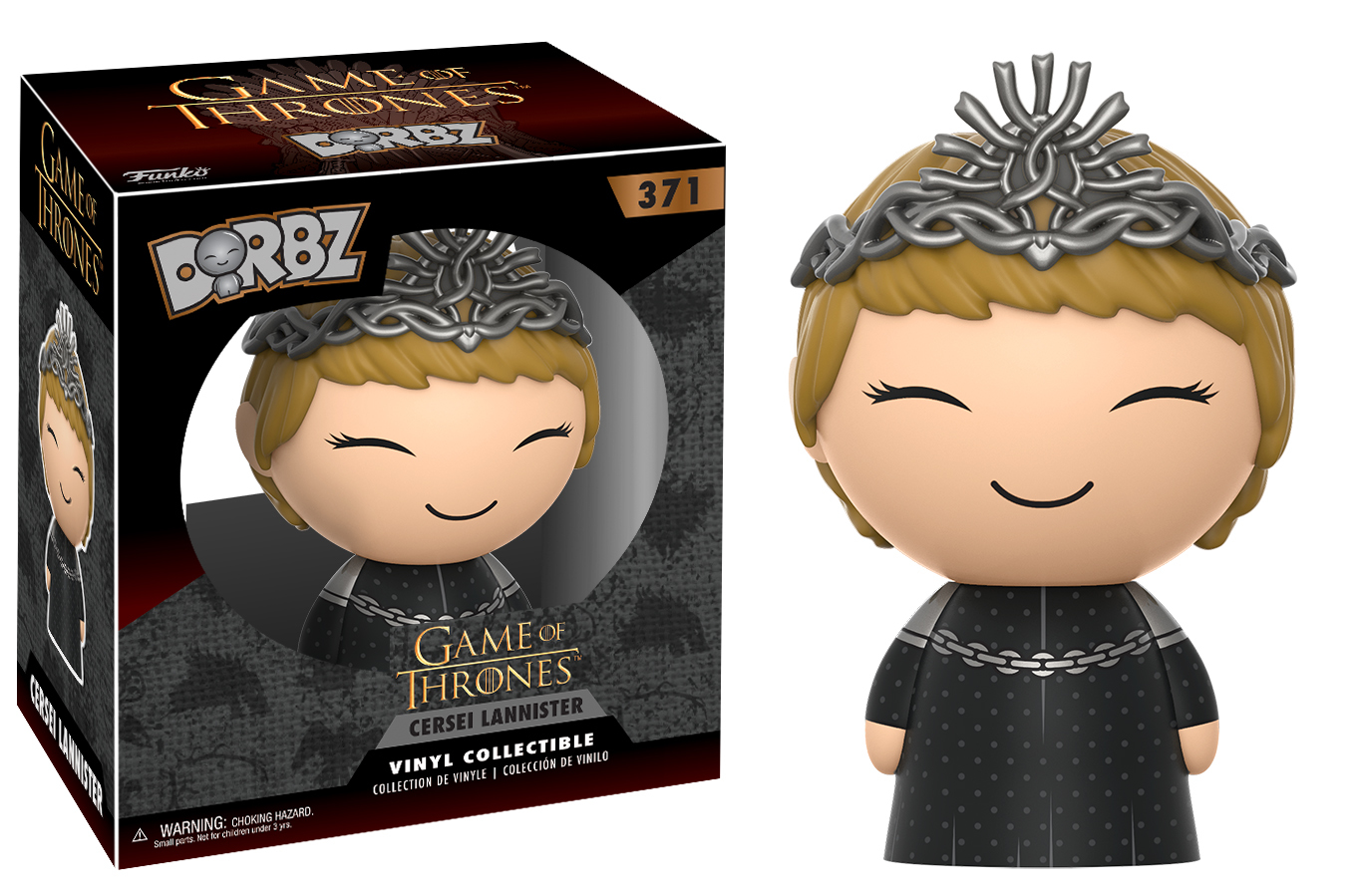 Game of Thrones - Cersei Lannister Dorbz Vinyl Figure image