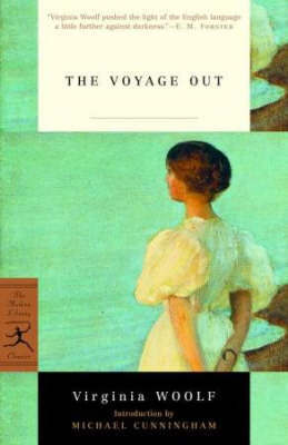 Voyage Out by Virginia Woolf (**)