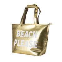 Blush: Insulated Tote - Beach Please image
