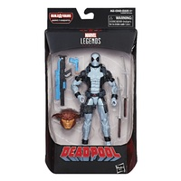 "Marvel Legends: Deadpool (X-Force Ver.) - 6"" Action Figure"