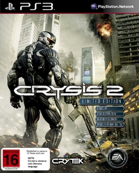 Crysis 2 Limited Edition for PS3