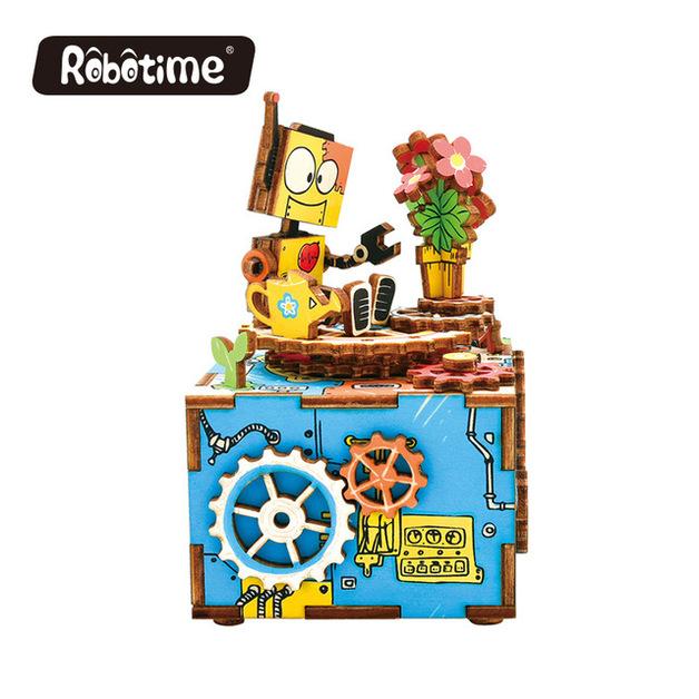 Robotime: Machinarium