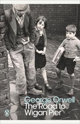 The Road to Wigan Pier by George Orwell image