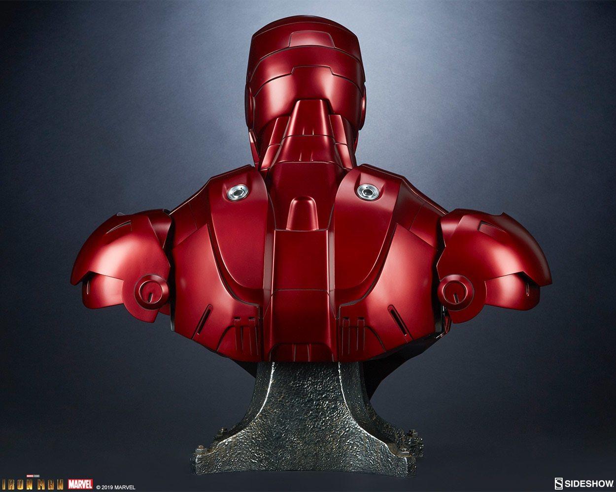 Marvel: Iron Man (Mark III) - Life Size Bust image