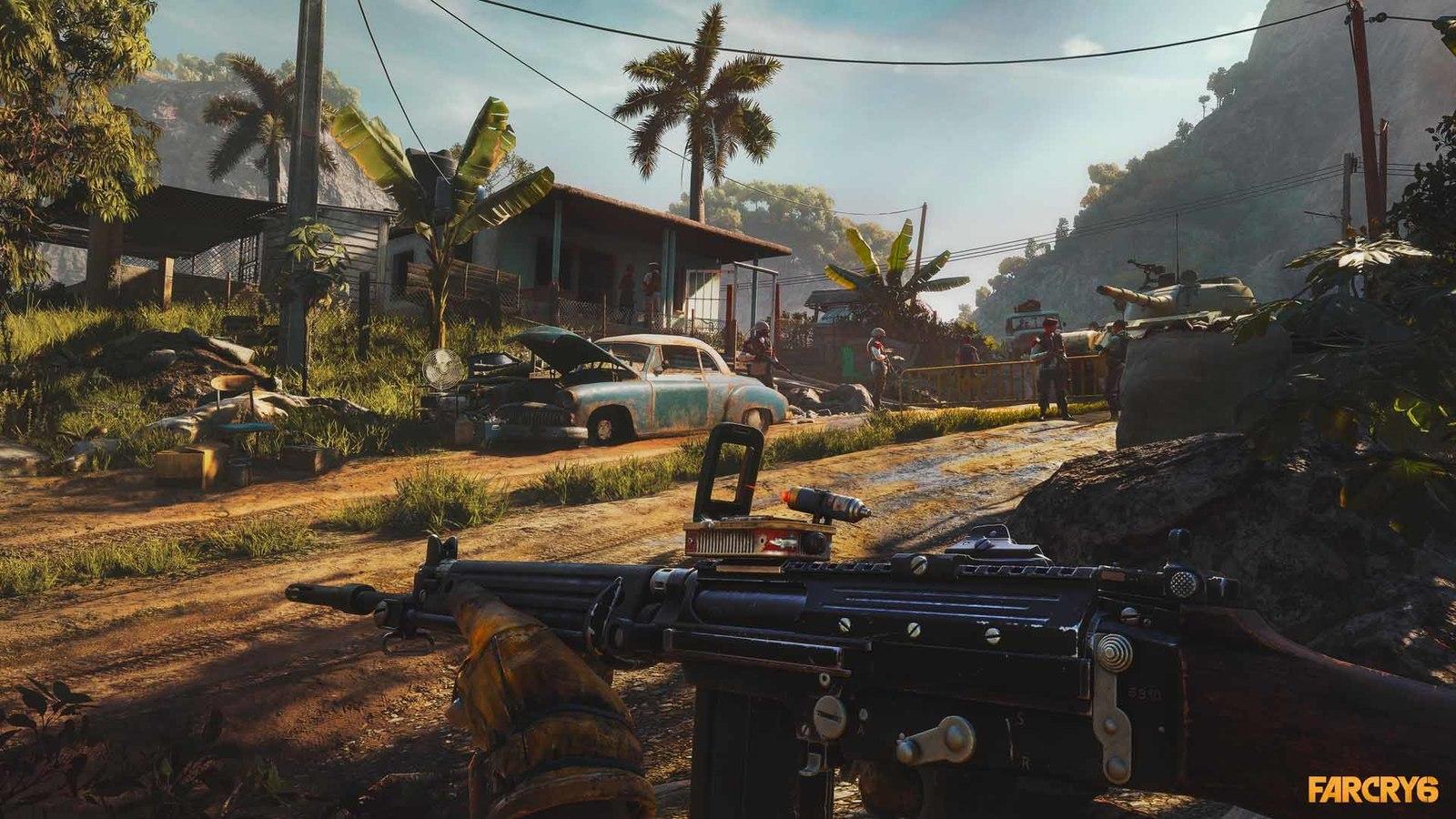 Far Cry 6 Limited Edition screenshot