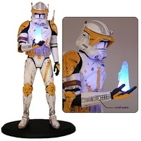 Star Wars Commander Cody 1:5 Resin Statue (Limited Ed 750!)