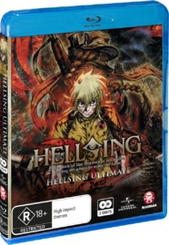Hellsing Ultimate Collection 2 on Blu-ray image