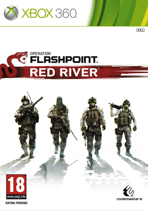 Operation Flashpoint: Red River for X360