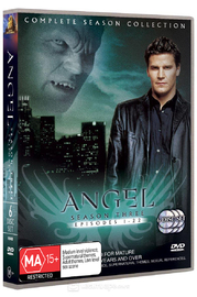 Angel - Complete Season 3 (6 Disc Set) on DVD