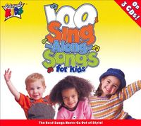 100 Singalong Songs for Kids by Cedarmont Kids