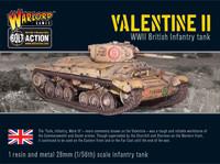 British Army - Valentine II Cruiser Tank