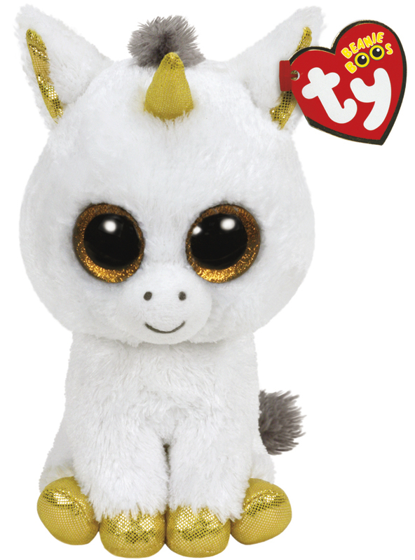 Ty Beanie Boo's - Pegasus Unicorn