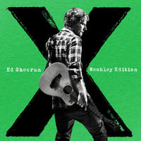 X Wembley Edition (CD/DVD) by Ed Sheeran image