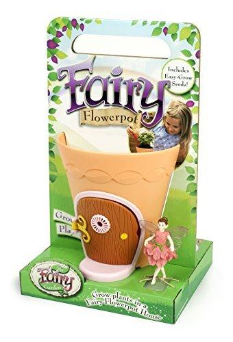 My Fairy Garden - Fairy Flowerpot image
