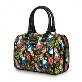 Loungefly Alice in Wonderland Floral Handbag