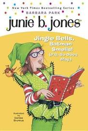 Junie B., First Grader by Barbara Park image